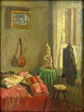 After: Edouard Vuillard, French (1868-1940) Double