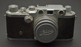 Leica Ernst Leitz Wetzlar Camera