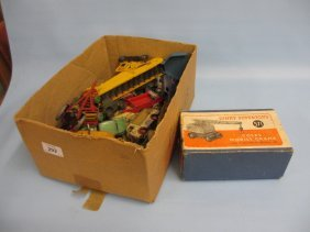 Quantity Of Mixed Dinky Toys