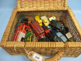 Small Quantity Of Diecast Model Cars
