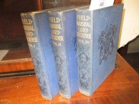 E.s. Grew, Three Volumes ' Field Marshall Lord