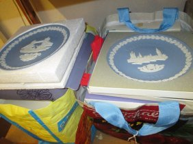Large Quantity Of Boxed Wedgwood Limited Edition
