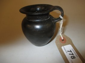 Small Antique Greek Pottery Jug