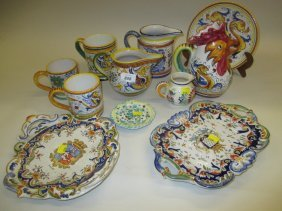 Collection Of Late 19th Or Early 20th Century And Later