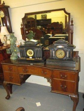 Good Quality Early 20th Century Mahogany Three Piece