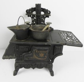 Childrens Cast Iron Stove