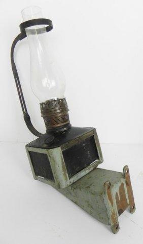 Oil Wall Lamp
