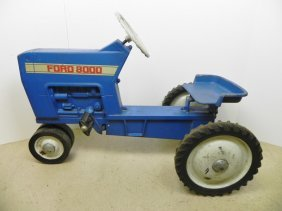 Pedal Tractor