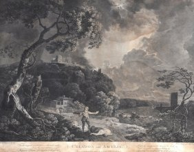 After; Richard Wilson (1714-1782) British. �Celad