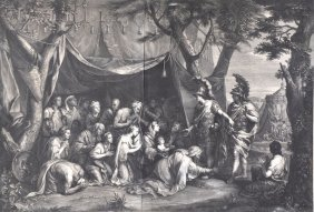 After; Charles Le Brun (1619-1690) French. �The Clemenc