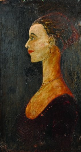 English School. A Portrait Of Lady Mary Wortley