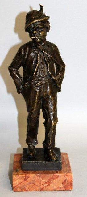 350. Chambard (20th Century) Austrian A Good Bronze