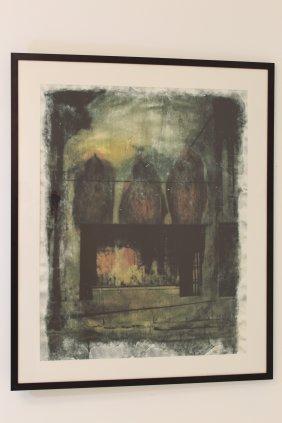 Mara Millich Signed & Dated Print 2004