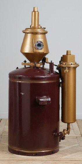 Rare Original Condition Kerosene Distiller
