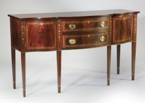 Stickley For Colonial Williamsburg Sideboard