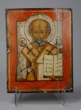 19th C. Russian Orthodox Icon