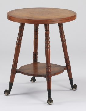 Ball And Claw Victorian Style Side Table