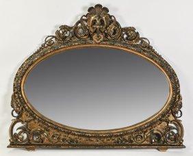 Venetian Style Giltwood Mirror, Early 20th C.