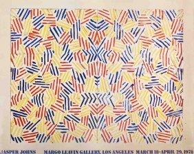 Jasper Johns - Corpse And Mirror - 1978