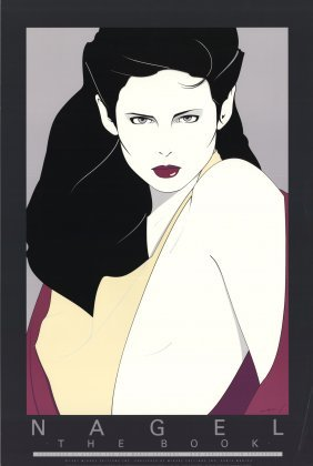 Patrick Nagel - The Book - 1981