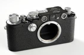 Leica: IIIc Black Leitz-Eigentum