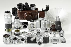 Leica: IIIf Outfit