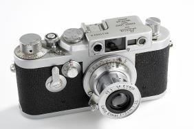 Leica: IIIg  Dummy