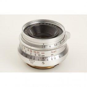 Summaron  2.8/35mm '3 Crowns' , SN: 1678246, 1960