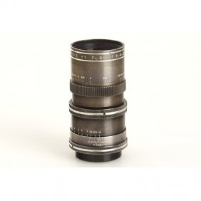 Angenieux  2.5/90mm Type Y1 , SN: 94791, 1946