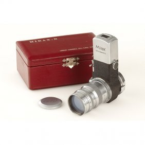 Orion Camera Co. Mirax -B, SN: 540623, C.1955