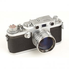 Nicca Camera Co., Ltd. Type-5 , SN: 129139, 1956