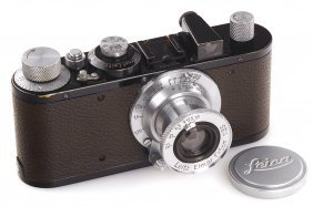 Leica Standard Black/chrome