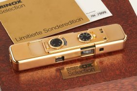Minox Lx Selection Gold *