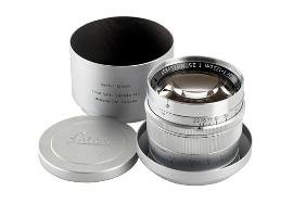 Leica: Hektor  2.5/12.5cm