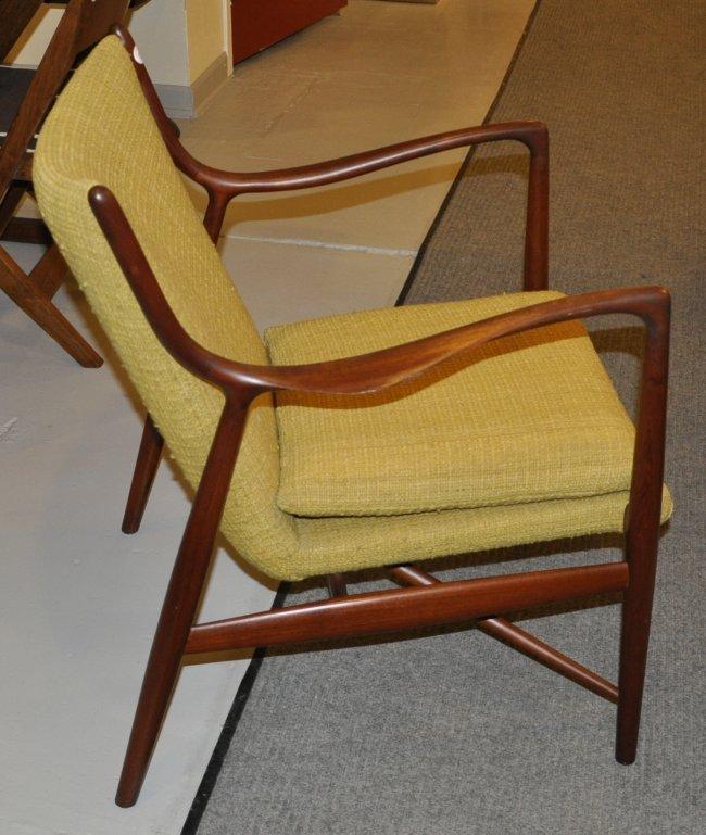 Finn Juhl Nv 45 Chairs Lot 879
