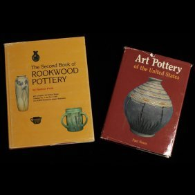 The Second Book Of Rookwood Pottery, By Peck,