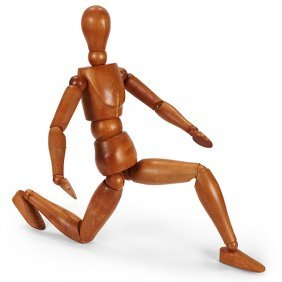 Japanese Articulated Mannequin