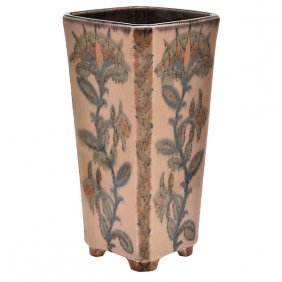 Sara Sax (1870-1949) For Rookwood Pottery Vase, #2977