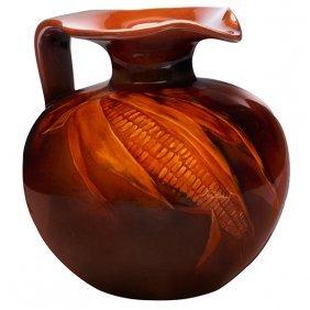 Amelia Sprague (1870-1951) For Rookwood Pottery Corn