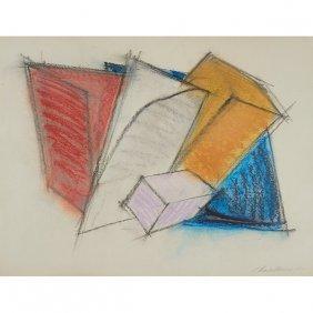 Charles Hinman, (american, B. 1932), Untitled, 1980,