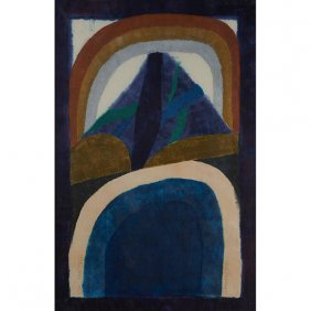 Carol Summers, (american, B. 1925), High Tatras, 1969,