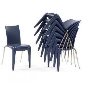 Philippe Starck (b. 1949) For Vitra Ag Louis Xx