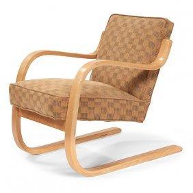 Alvar Aalto (1898-1976) For Artek Cantilever Lounge
