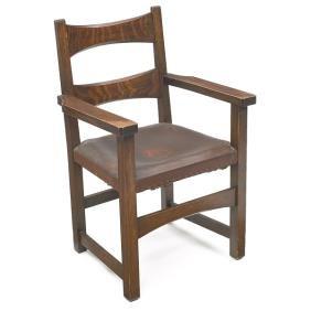 Limbert Armchair, #8073