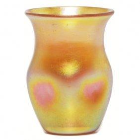 Steuben Vase, Miniature Form