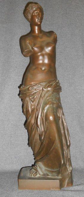 Bronze Figure Of Venus