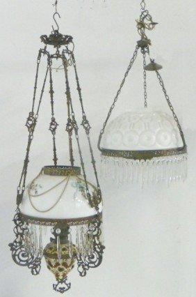 3 Victorian Chandeliers