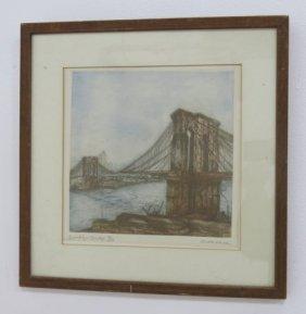 Aida Whedon, Brooklyn Bridge