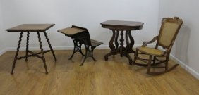 Lot Of Victorian Furniture