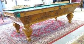 John J. Kastler Billiard & Pocket Billiard Table